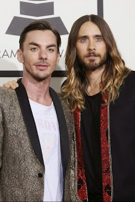 Grammy Awards 2014 Jared Leto