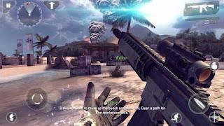 تحميل لعبة الاكشن والقتال مودرن كومبات 4 Modern combat 4 Zero Hour v1.2.2e المدفوعة مجانا كاملة اخر اصدار ( لجمبع الاصدارات)
