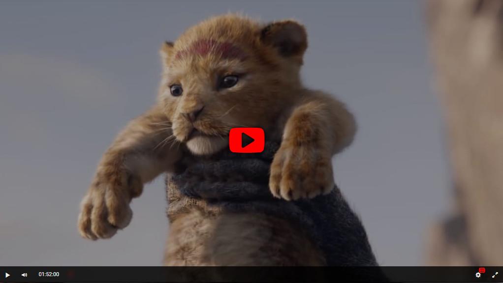 The Lion King  Película Completa