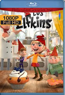 Los Elfkins (2020) [1080p BRrip] [Latino-Aleman] [LaPipiotaHD]