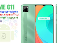 Stock Rom Official Realme C11 Rmx2185 Mediatek | Flashing Lupa Password, Pola, Fix Demo Live