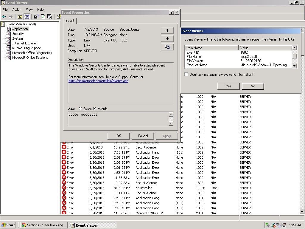 Troubleshooting Windows Errors And Solutions