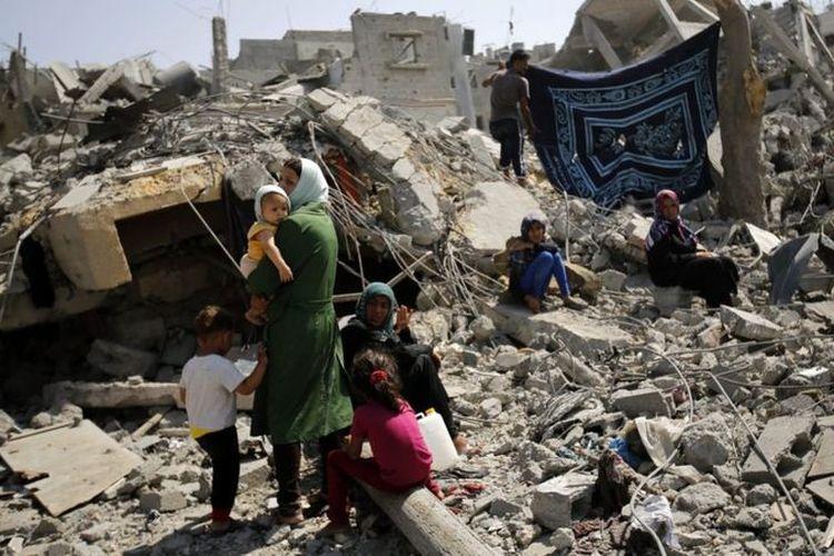 AS Mengaku Bersedia Mediasi Israel-Palestina, Tapi Ada Syaratnya