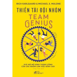 Thiên Tài Đội Nhóm Team Genius ebook PDF EPUB AWZ3 PRC MOBI