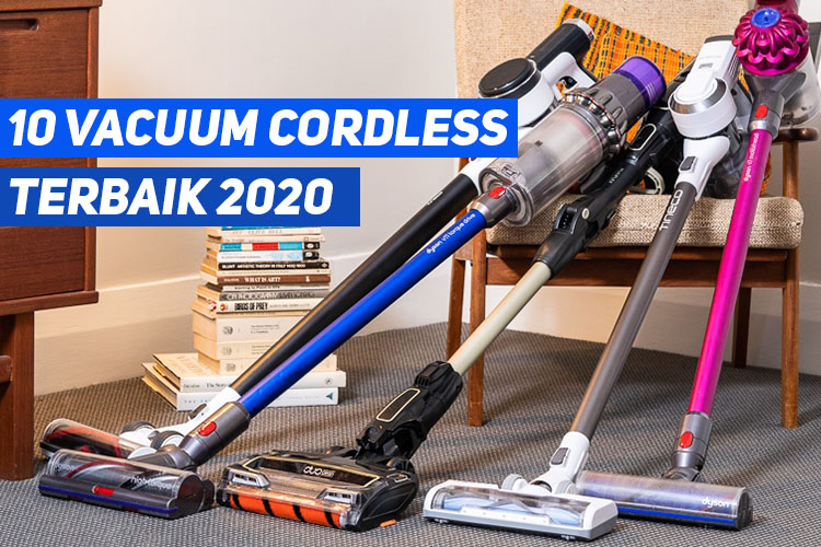 10 Vacuum Cordless Terbaik Di Malaysia Untuk Tahun 2020