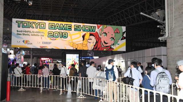 Tokyo Game Show Menarik 262.076 Peserta