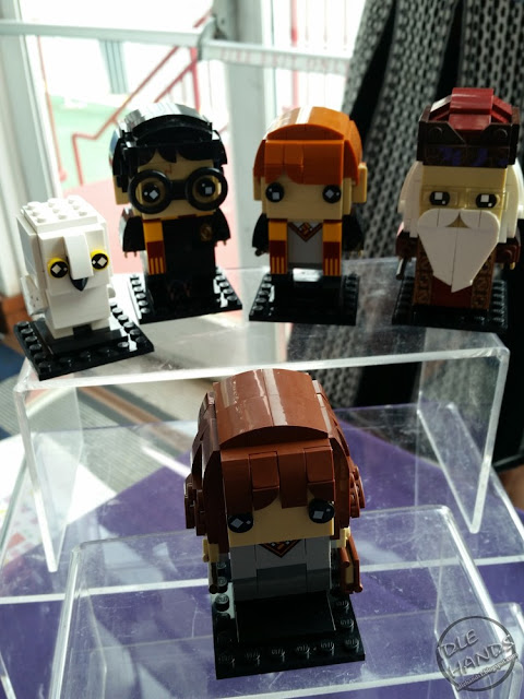 Sweet Suite 2018 LEGO Harry Potter BrickHeadz