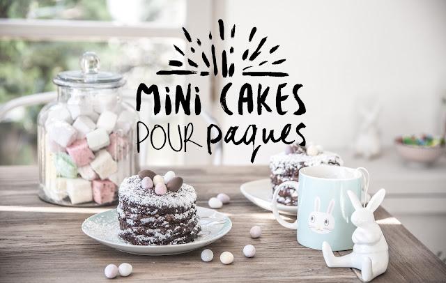 CAKES GOURMANDS POUR PÂQUES