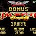 Bonus Harian Jackpot Cash 2 Kartu Poker (KAMIS)