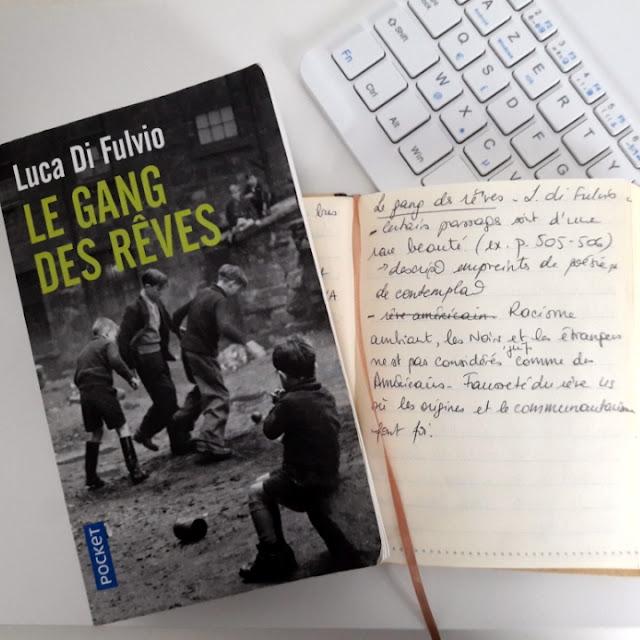 Coup de cœur : Le gang des rêves de Luca Di Fulvio