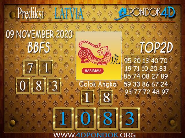 Prediksi Togel LATVIA PONDOK4D 08 NOVEMBER 2020