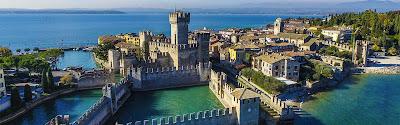 Se vuoi fare una vacanza in Lombardia a Brescia ecco un bel castello da visitare
