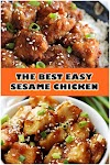 #EASY #SESAME #CHICKEN
