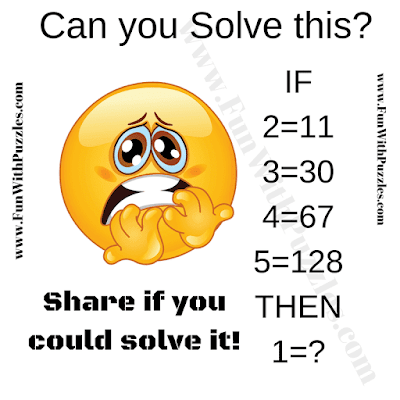 Logical IQ Math Question
