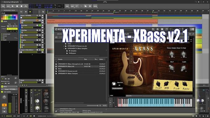 XBass v2.1 by XPERIMENTA - NONTAKT