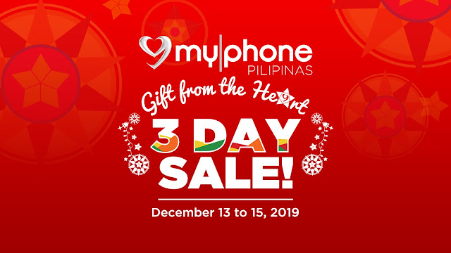 MyPhone gives back to Ka-Tropa in a 3-day sale