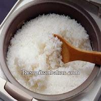 resep masakan nasi, cara memasak nasi dengan megic com, cara memasak nasi enak, cara memasak nasi tidak basi