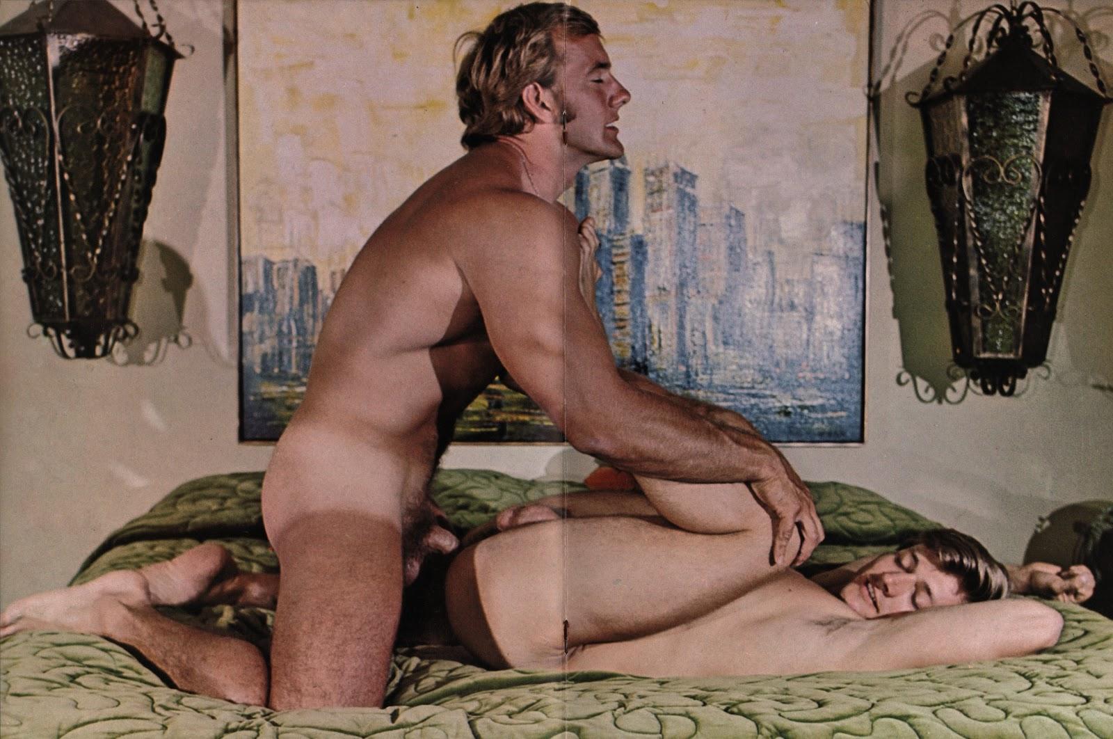 Vintage gay male pics