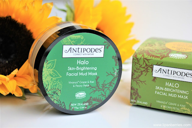Antipodes Halo Skin-Brightening Facial Mud Mask Review