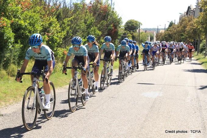 El Massi - Tactic hace balance del Tour de l'Ardèche y ya piensa en sus próximos objetivos