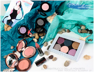 MERMAID COLLECTION - NABLA COSMETICS