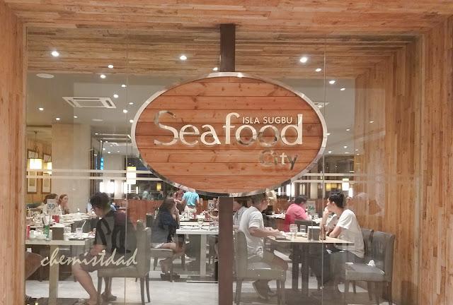 Cebu, Isla Sugbu Seafood City, Isla Sugbu, Cebu City