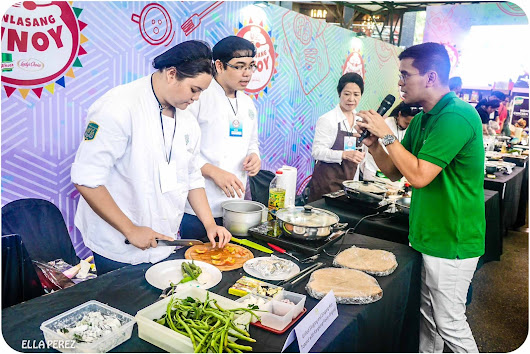About Town | Ten Filipino Chefs Compete at the First-ever Funlasang Pinoy Twist Fest