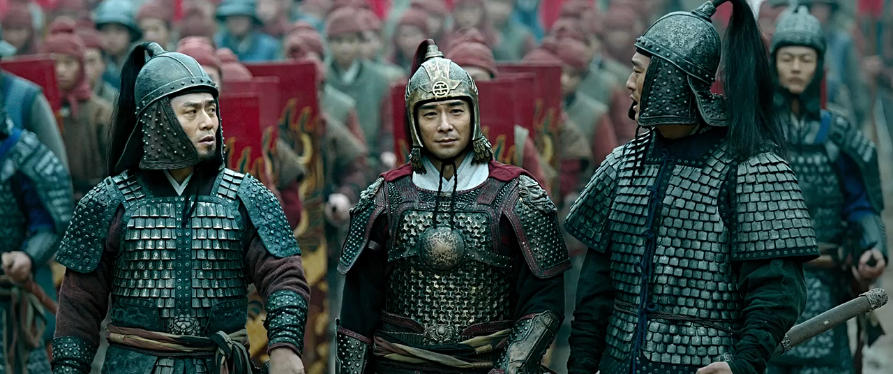 God of War (2017) BRRip 720p Español Latino captura 1