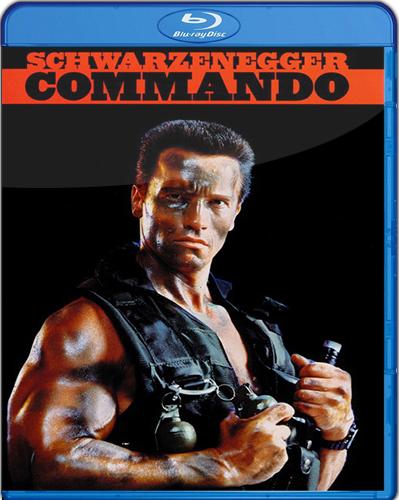 Commando [1985] [BD25] [Castellano – Español Latino] [Resubido]