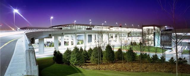 Aeroporto de Ottawa (YOW)