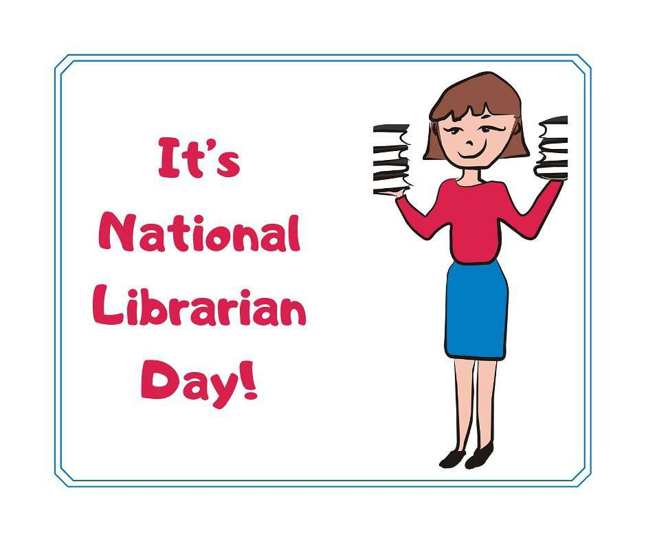 National Librarian Day Wishes