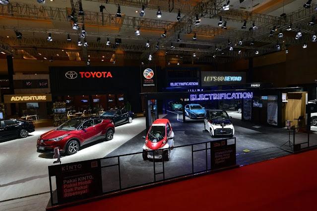 Toyota IIMS 2021
