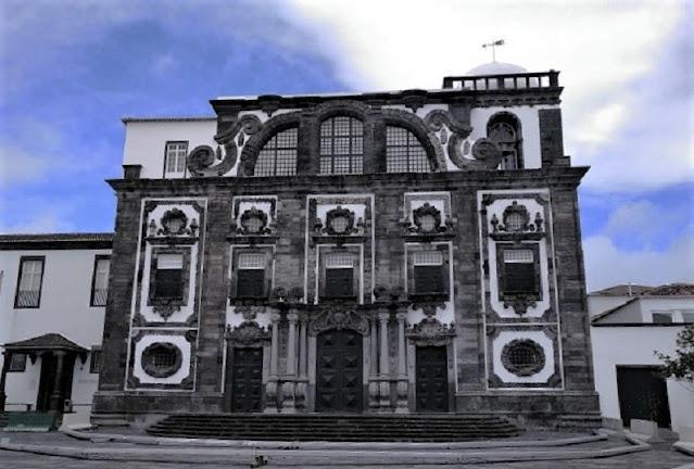 Iglesia de Todos los Santos (Colegio de Jesuitas) en Ponta Delgada