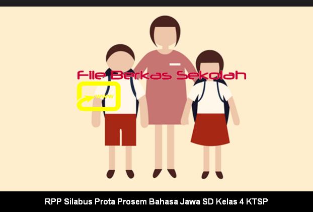 RPP Silabus Prota Prosem Bahasa Jawa SD Kelas 4 KTSP