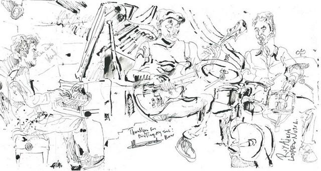 Graphic Diary, Curhat Kekinian Ala Komik