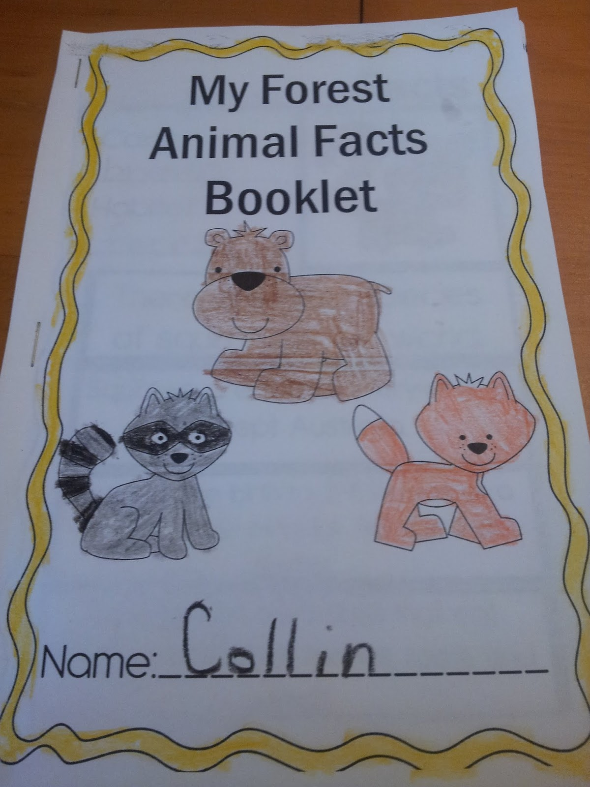 The Crazy Pre K Classroom Animal And Habitat Teaching