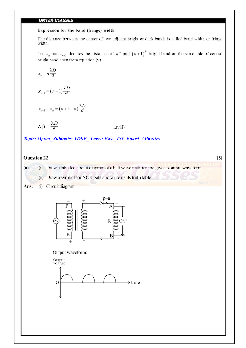 XII_ISC Board_Official_Physics P-1_Solutions_[11.03.2019]