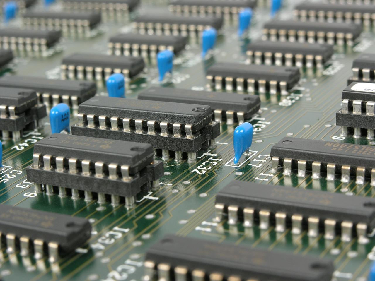 Ilustrasi Hardware Laptop