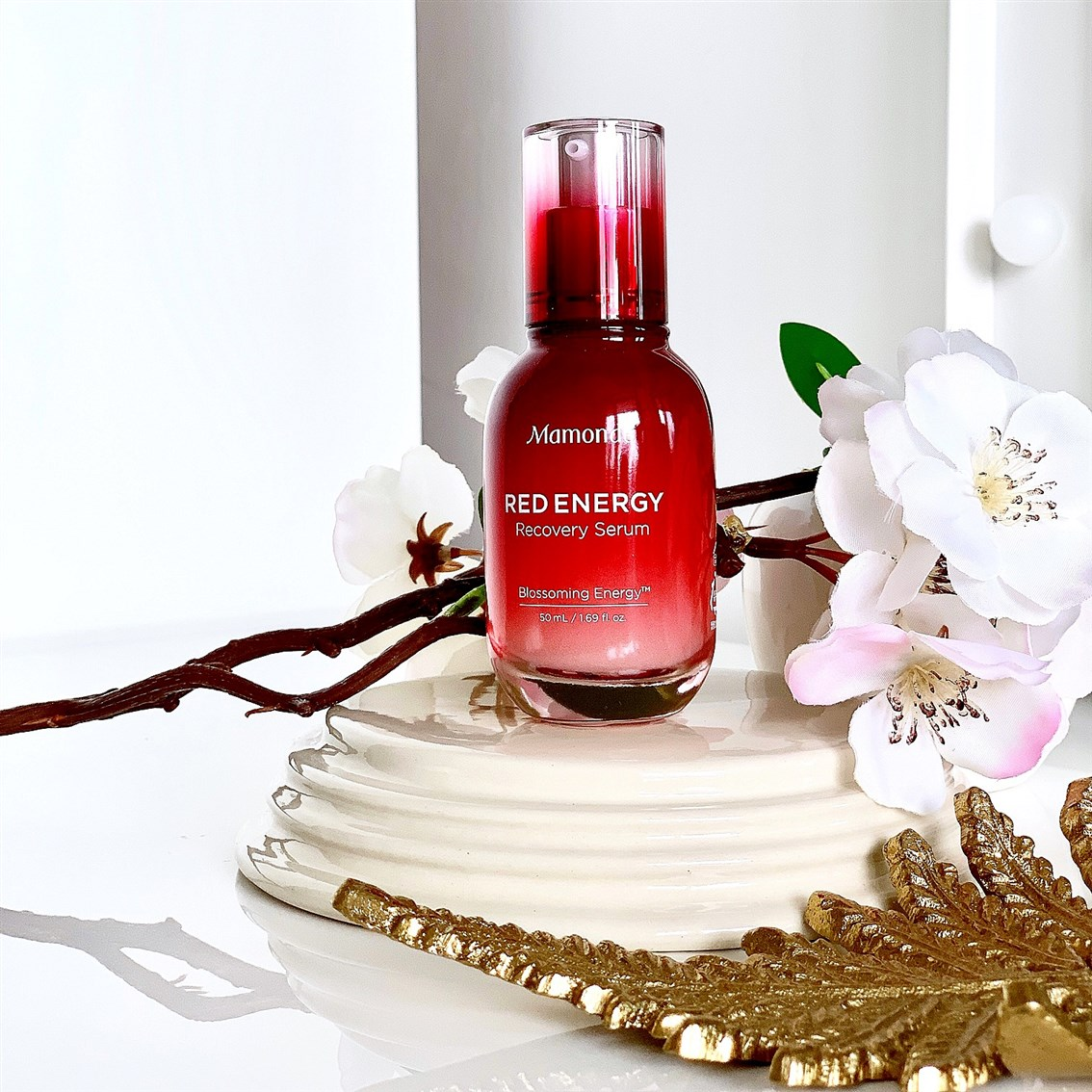 Mamonde Red Energy Recovery Serum opinie