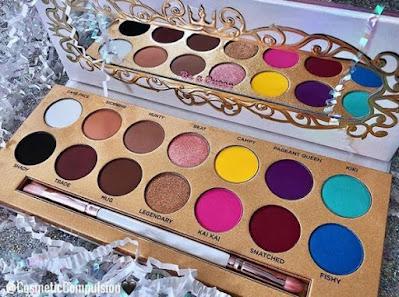 Lunar Beauty Life's A Drag Eyeshadow Palette