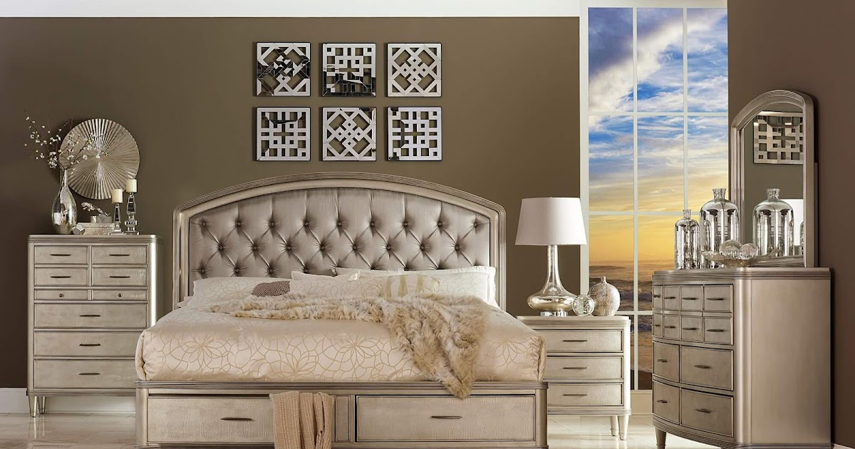 What Are The Different Types Of Bedroom Furniture And Upholstery?