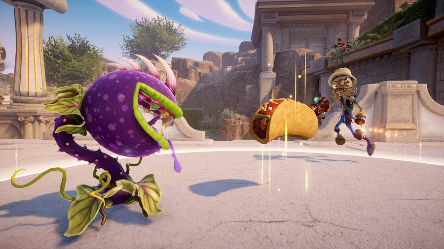 plants vs zombies garden warfare 2 tale of the taco event weekly challenge