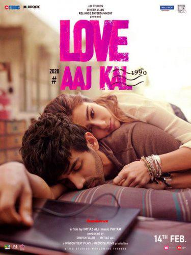 Sara Ali Khan, Kartik Aaryan's 'Adoration Aaj Kal' first blurb out