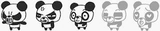 3 Pandas, pandastic books