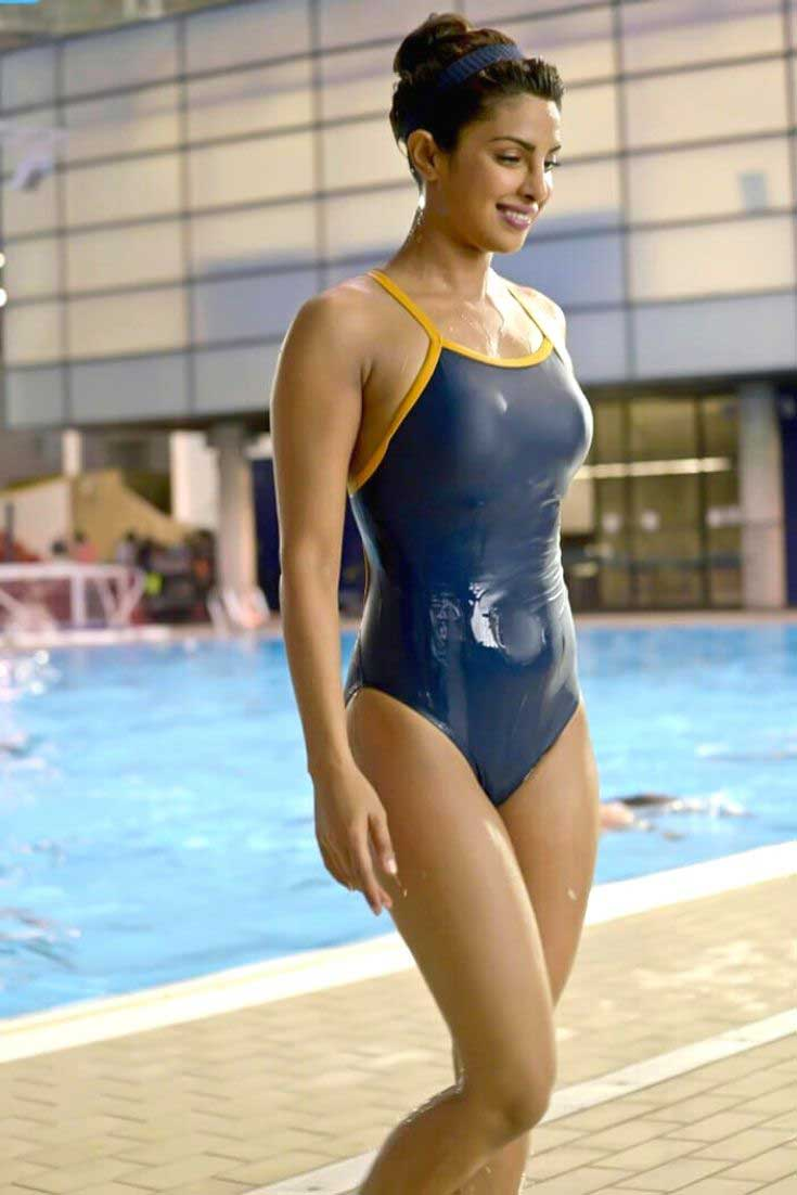 Priyanka Chopra in Swimsuit
