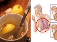 Minuman ini Ampuh Bersihkan Lendir yang Menggumpal di Paru-paru