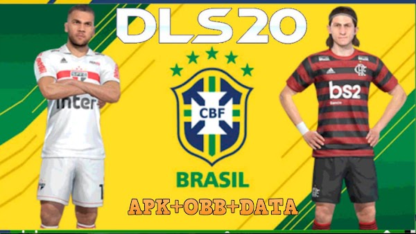 DLS 2020 MOD Money (Brasileirao) Official Android Download