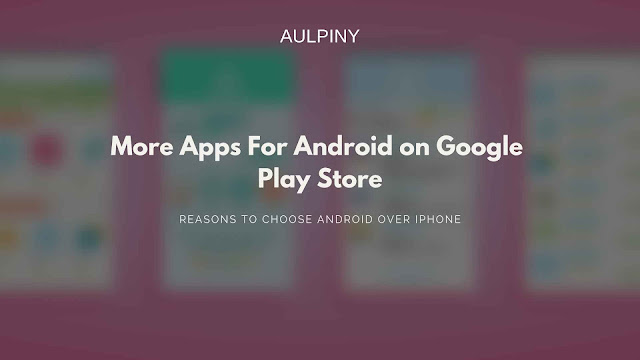 Google play store interface
