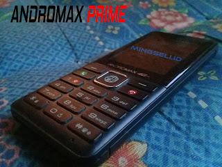 Spesifikasi, Harga, Kelebihan dan Kekurangan Andromax Prime