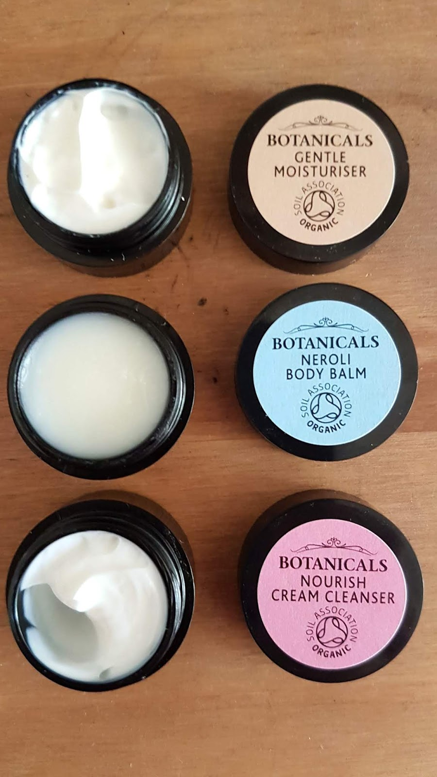 Botanicals Skincare Samples Review